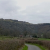 The head of Dyffryn Crawnon valley in the Brecon Beacons