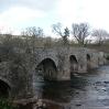 Bridge over the River Usk at Llangynidr