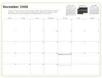 Kiva Calendar 2008 - December