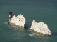 The Needles from the New Battery, IoW