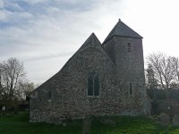 The Church of St Margaret, Lower Halstow