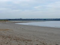 Shell Ness at Pegwell Bay and the mouth of the River Stour