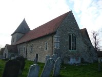 West Peckham Church