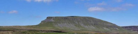 Pen-y-ghent from Dale Head header image (from day 7)