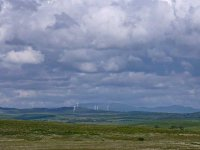 One of the many windfarms