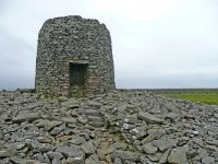 One of the Twinlaw Cairns