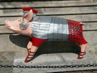Pignacious by Belinda, Harriet & Philip Bouchard