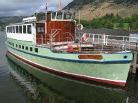 Coast to Coast - Day 4 - Steamer Lady Wakefield