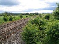 Coast to Coast - Day 11 - the railway line
