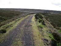 Coast to Coast - Day 13 - the disused railway track to Blakey Ridge