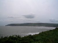 Coast to Coast - Day 15 - the headland on the southern side of Robin Hood\\\\\\\'s Bay