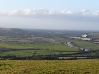Lewes and the River Ouse