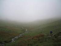 Coast to Coast - Day 3 - the way ahead through the Wythburn Trap