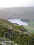 Coast to Coast - Day 5 - the view of Haweswater from Kidsty Pike
