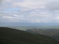 Coast to Coast - Day 5 - the view across to the Yorkshire Dales from Kidsty Pike