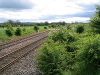 Coast to Coast - Day 11 - the railway line