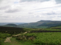 Coast to Coast - Day 12 - the first bit of the North York Moors