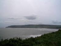Coast to Coast - Day 15 - the headland on the southern side of Robin Hood\\\\\\\\\\\\\\\'s Bay