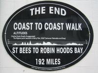 Coast to Coast - Day 15 - The End