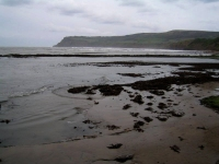 Coast to Coast - Day 15 - down on the beach of Robin Hood\\\\\\\\\\\\\\\'s Bay
