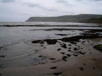 Coast to Coast - Day 15 - down on the beach of Robin Hood\\\\\\\\\\\\\\\'s Bay
