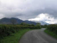 Coast to Coast - Day 2 - the road towards Ennerdale water