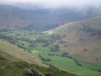 Coast to Coast - Day 4 - the view into Patterdale