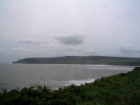 Coast to Coast - Day 15 - the headland on the southern side of Robin Hood\\\\\\\\\\\\\\\'s Bay