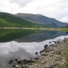 Coast to Coast - Day 2 - the head of Ennerdale Water