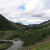 Coast to Coast - Day 2 - deforestation at the top of Ennerdale valley