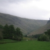 Coast to Coast - Day 3 - the view up Borrowdale