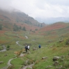 Coast to Coast - Day 3 - descending down towards Grasmere