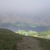 Coast to Coast - Day 4 - the first view of Ullswater and the Steamers!
