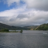 Coast to Coast - Day 4 - the view down Ullswater