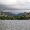 Coast to Coast - Day 4 - the view up Ullswater towards Patterdale