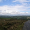 Coast to Coast - Day 14 - views across the moorland to the sea