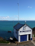 The Lizard RNLI lifeboat station