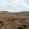The view across Bodmin Moor