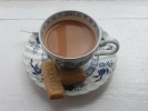 Yorkshire Tea Biscuit, perfectly paired with a nice cup of tea