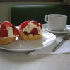 Strawberry Cream Tea