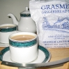 Grasmere Gingerbread unwrapping #1