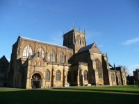 The Abbey at Sherborne