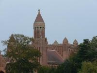 Quarr Abbey on the IoW
