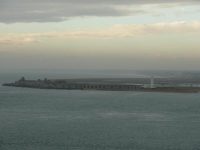 Hurst Castle, from the IoW