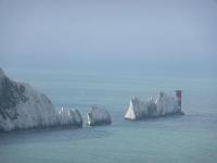 The Needles from Alum Bay