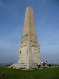Monument on Bembridge Down, IoW