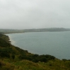 The view across Thorness Bay, IoW
