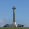 Tennyson Monument on Tennyson Down, IoW