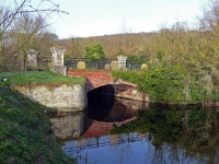 A bridge over the Military Canal