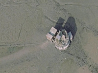 Grain Tower from GoogleEarth